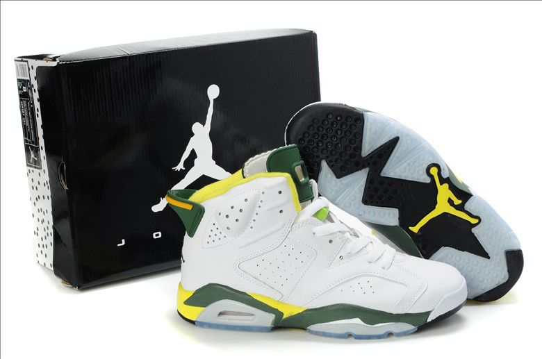 jordans shoes for men green