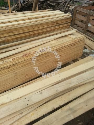Kayu Pine 5ft 7ft Others For