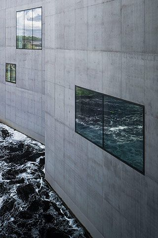 The Hepworth Wakefield, Yorkshire by David Chipperfield Architects