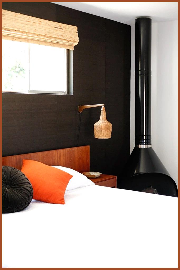 Easy DIY Mid Century Modern Bed - Built for a California ...