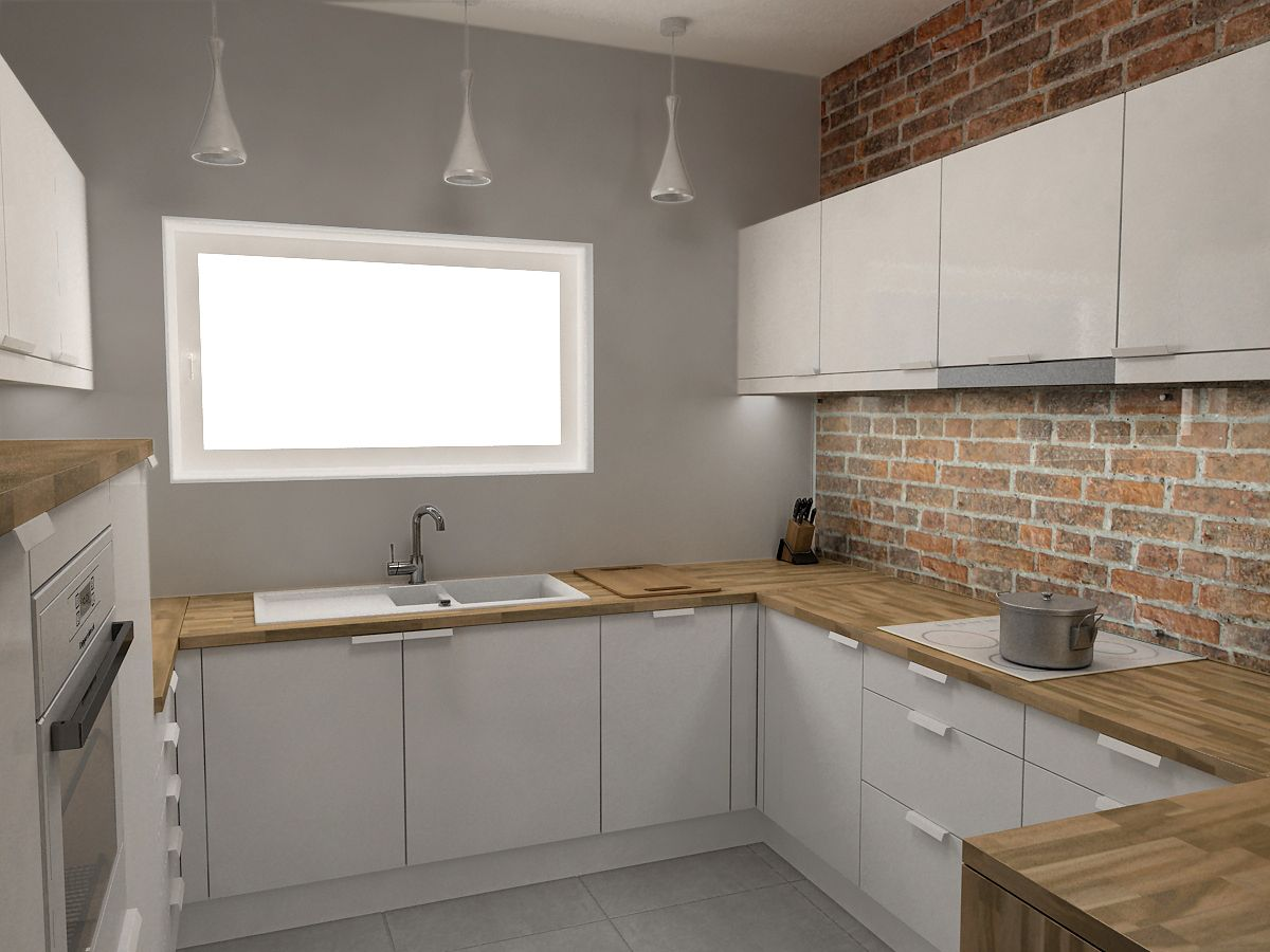 Forum Murator Brick Kitchen Home Apartment Furniture