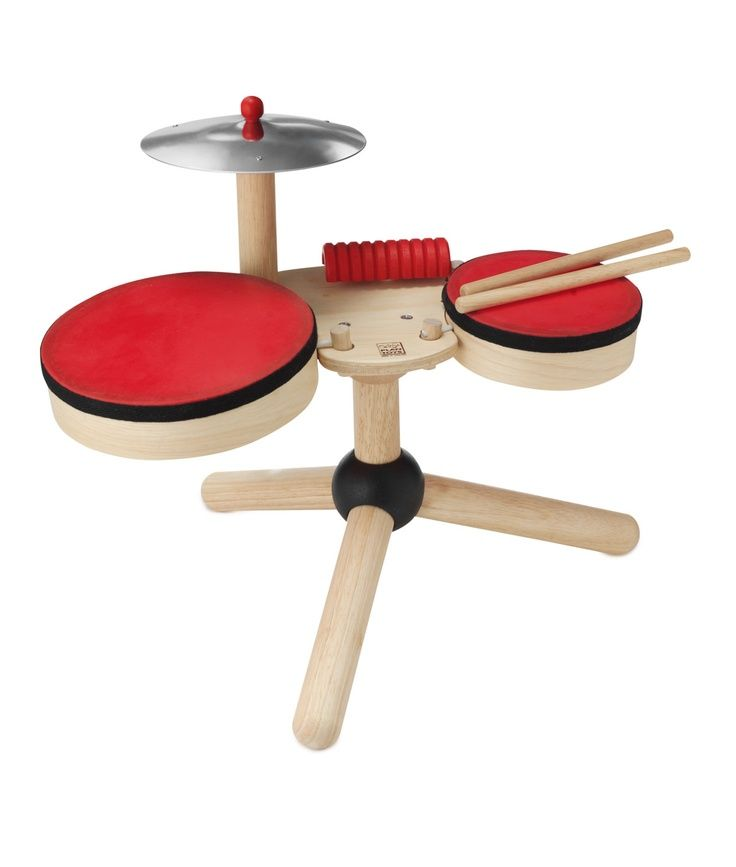 Lil Drum Set Toddler Drum Set Baby Drum Set Uncommongoods
