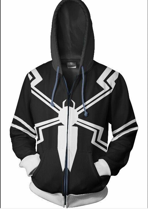 a1f0660c816320 Agent venom hoodie