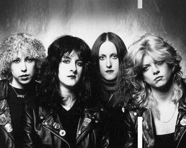 GIRLSCHOOL – The Band You'll Wish You Always Knew | Women in music
