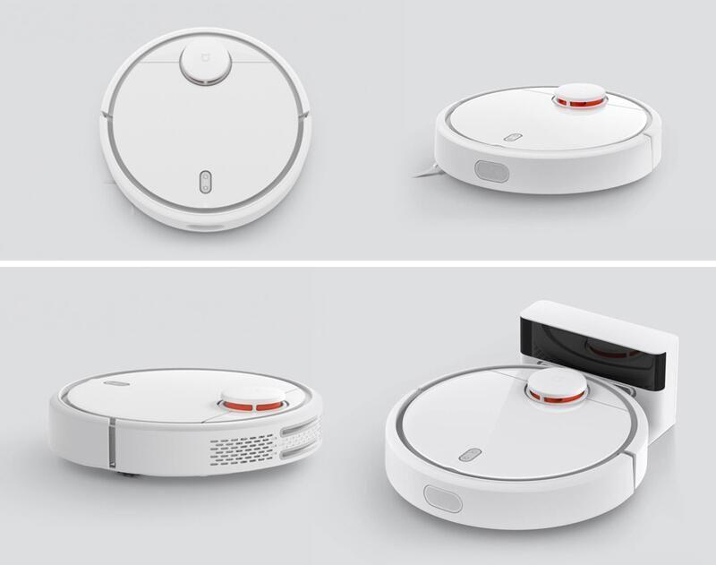 Original Xiaomi Mi vacuum cleaner Robot cleaner for home Best robot vacuum