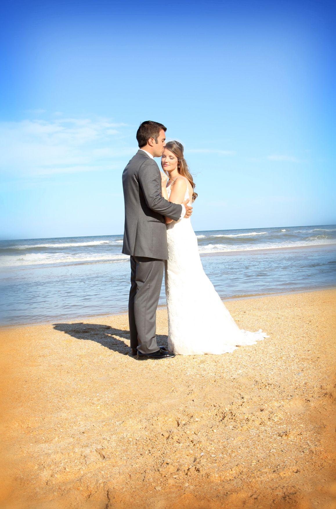Beach Wedding at Hammock Beach Resort www