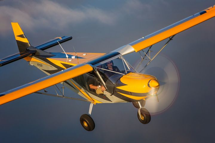 Ready To Fly STOL CH 750 Offered