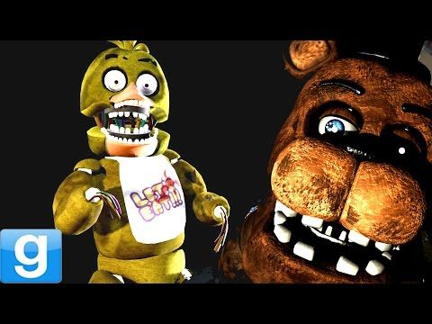 withered animatronics | Five Nights At Freddy's | Five