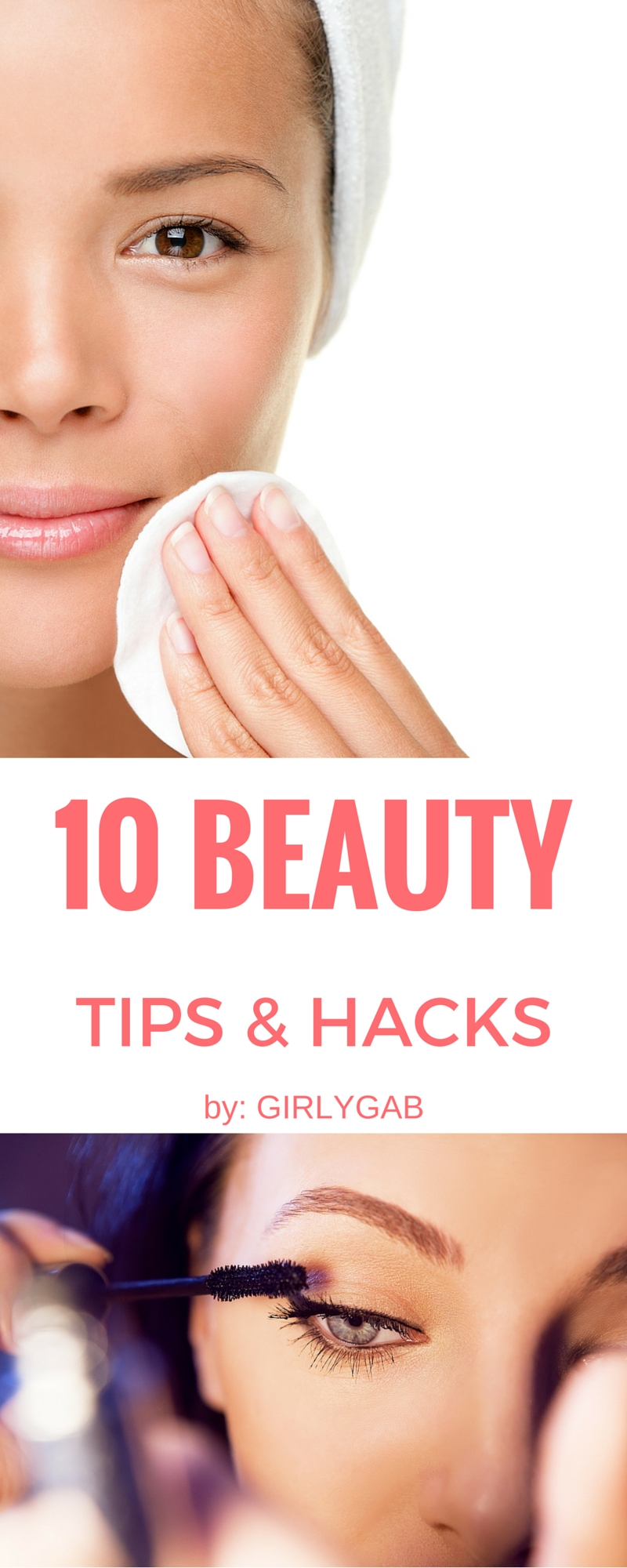 10 Simple yet SUPER EFFECTIVE beauty tips & hacks every ...