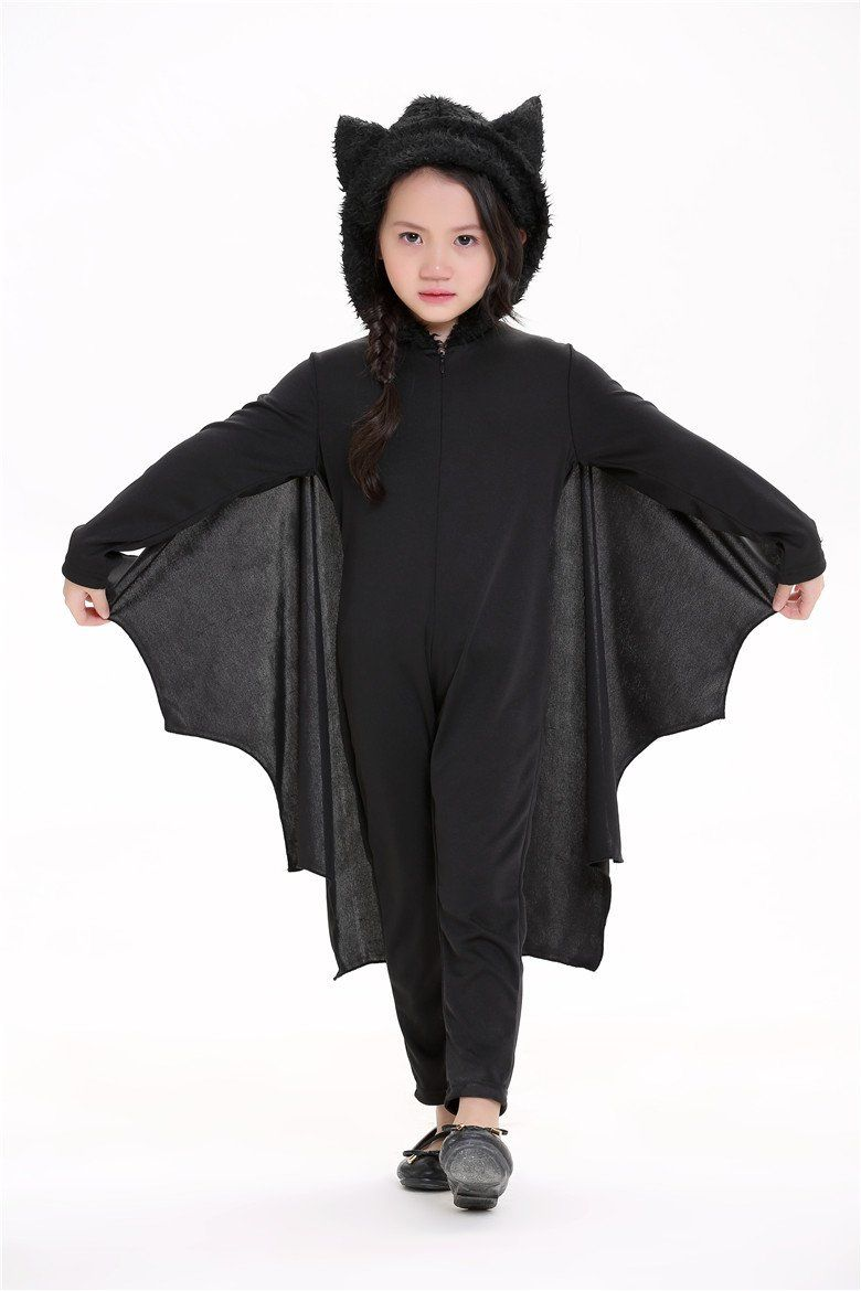 Halloween Fancy Dress Up for kids Meeyou Girls Black Witch Costume