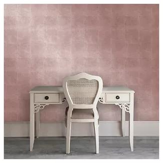 Metallic Leaf Peel Stick Wallpaper Pink Project 62 Peel And Stick Wallpaper Wallpaper Project Removable Wallpaper