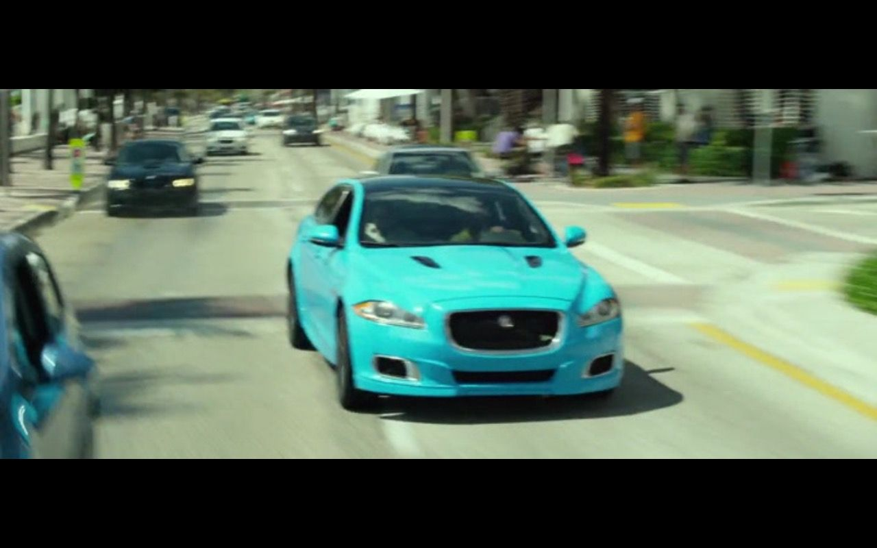 Jaguar XJR – Ride Along 2 (2016) Movie Scene