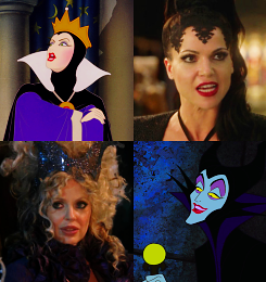 From the Disney movie & Once Upon A Time: The Evil Queen ...Disney Evil Queen Song