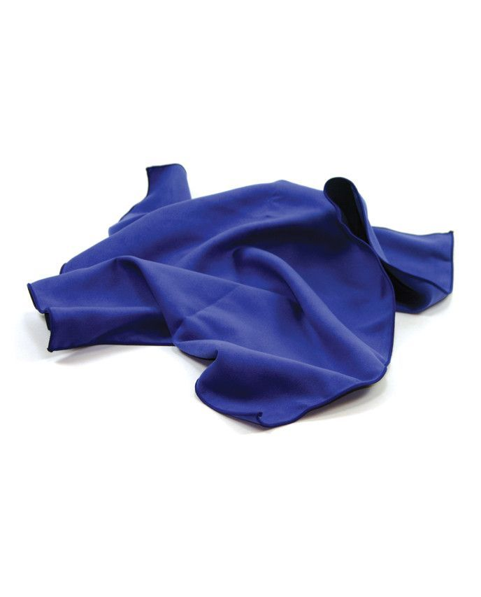 Speedo Unisex Sports Towel Camping Outdoor Blue Blue One Size
