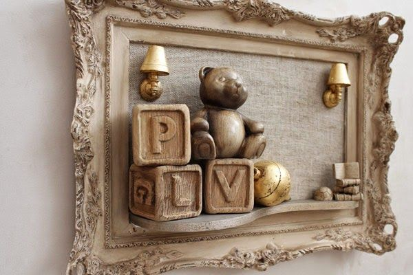 Put old stuffed animal in a frame.   Frames   Pinterest   Teddy bear ...
