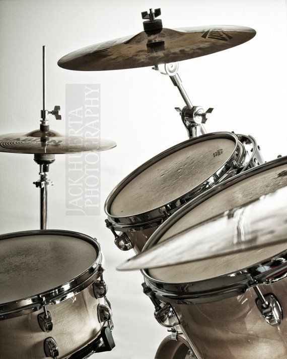 Drum Photography 8x10 Photograph Drums And By Jackhuertaphoto