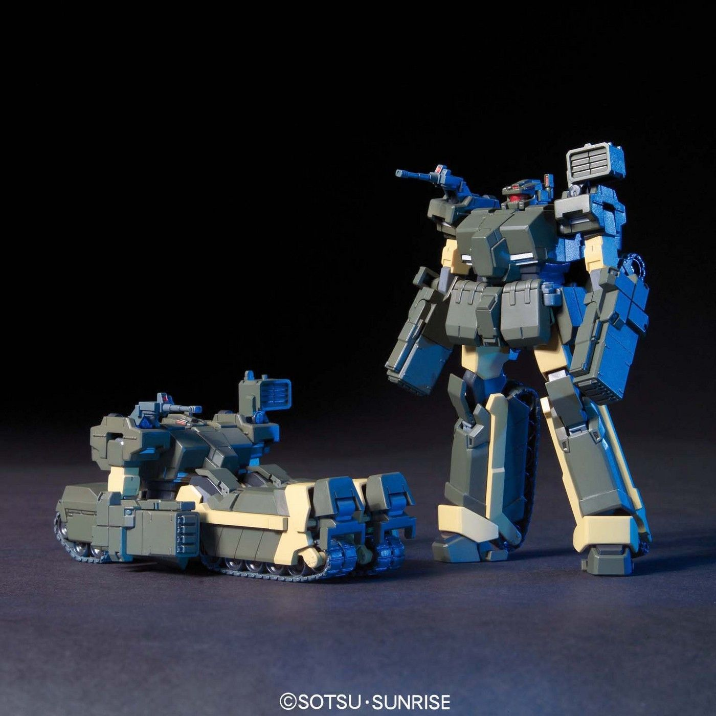 Bandai Hobby Gundam Unicorn HGUC #106 D-50C Loto Twin Set HG 1/144 Model Kit #Sponsored #HGUC, #SPONSORED, #Unicorn, #Bandai
