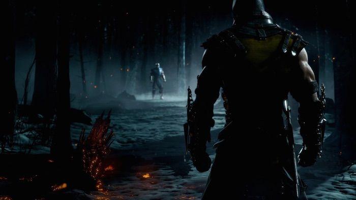 Mortal Kombat X ya disponible gratis en iPhone y iPad