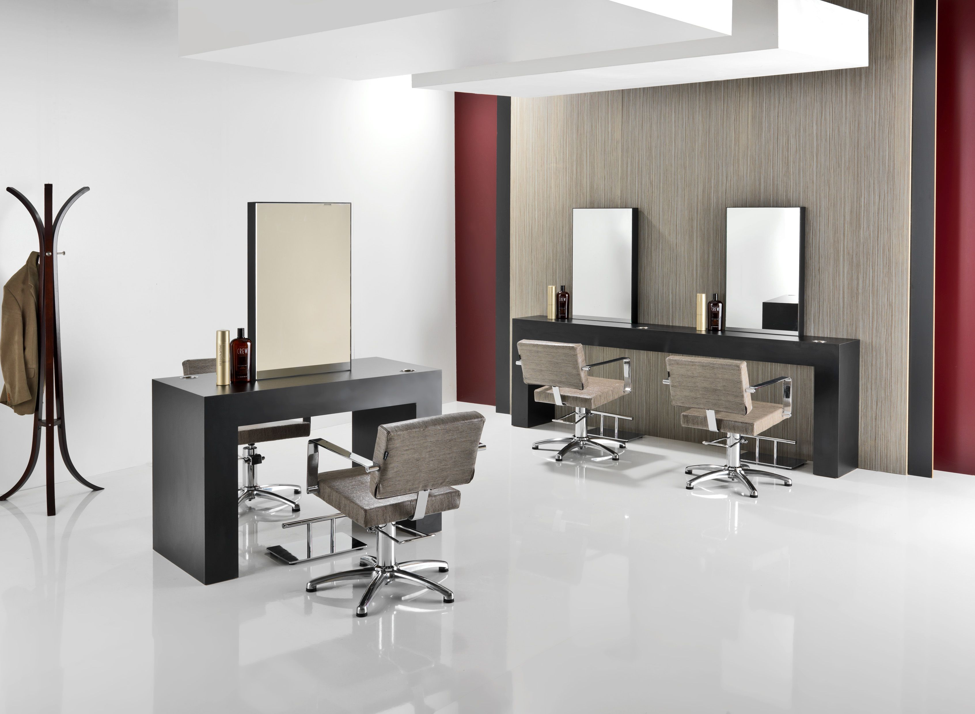 Oasis Salon Set By Rem Uk Salon Furniture Manufactures Wwwremcouk