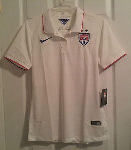 NEW Nike Team USA National Soccer Team Jersey Women s Medium M World Cup  578013 25a1136f6