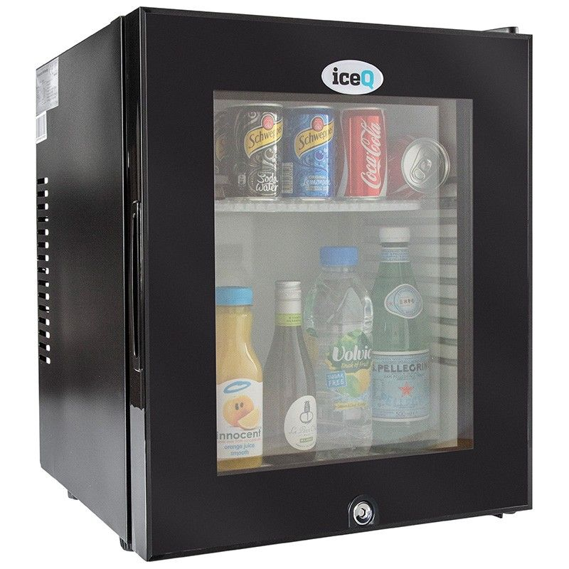 Iceq 24 Litre Glass Door Mini Bar Small Fridges All S
