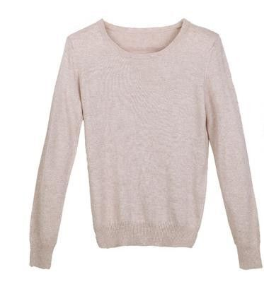 Quality Cashmere Sweater Women Pullover 10 colors Solid Knitted ...