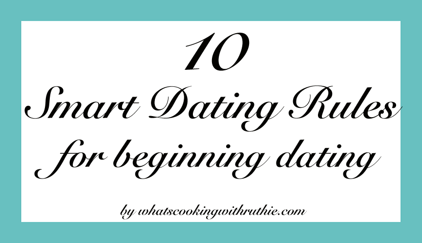 Christian teenage dating rules