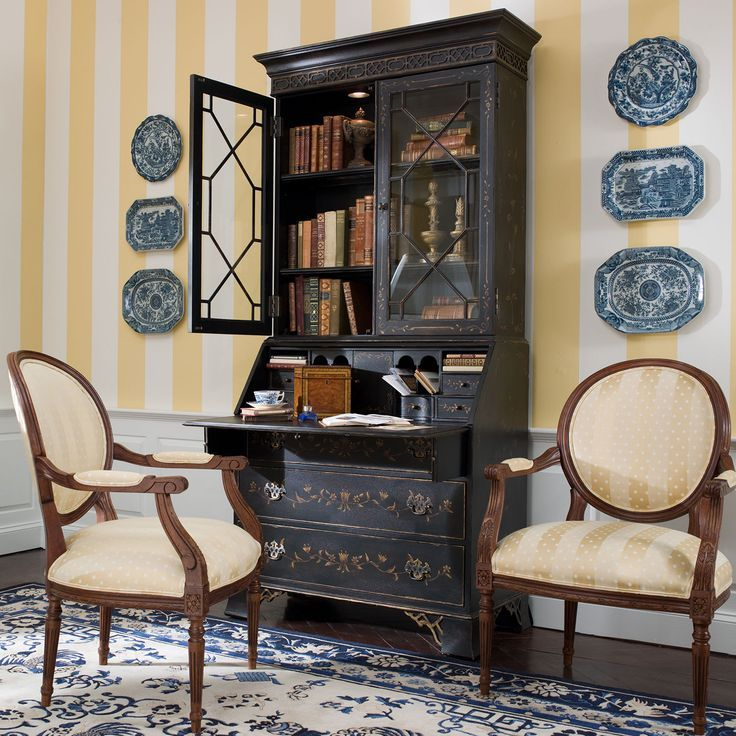 Ethan Allen Secretary Desk   Google Search
