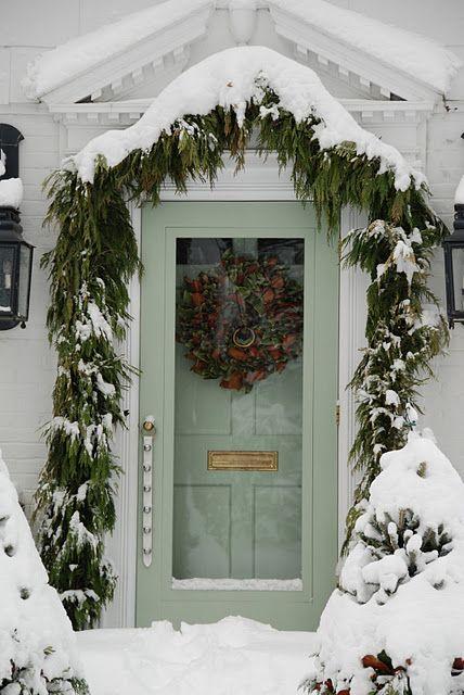 pretty doorway...