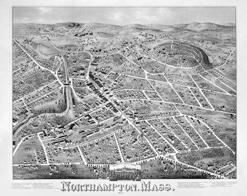 northampton massachusetts map Google Search Northampton MA Re