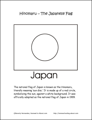 photo regarding Japan Flag Printable identified as Pin upon World wide Working day-Asia
