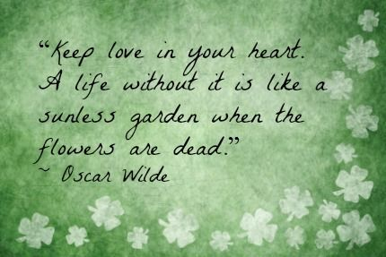 Irish Love Quotes Irish Love Quotes  Pinterest  Oscar Wilde Irish Quotes And Oscar