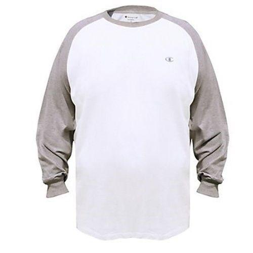 53af47ff Champion Men's Vapor® Big & Tall Jersey Long-Sleeve Shirt 3XL - 6XL - XLT  -4XLT #Champion #BaseLayers