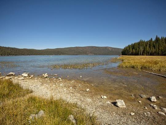 Paulina Lake Campground, OR   Central oregon, Vacation ...