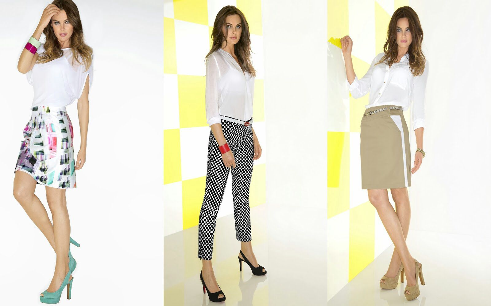 Michèle #SS14 #collection now in store #fashion #shopping