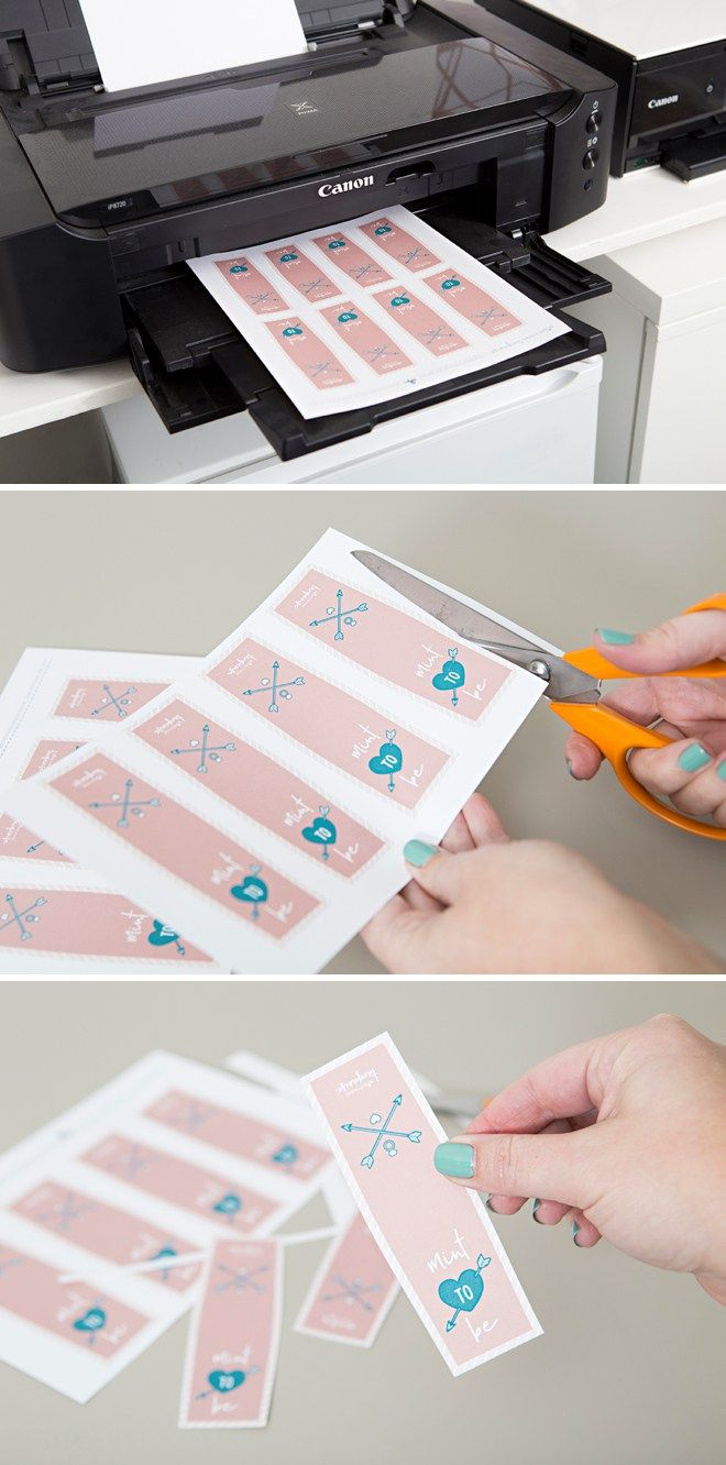 You Have To See These Darling, FREE Printable Tic-Tac Labels ...