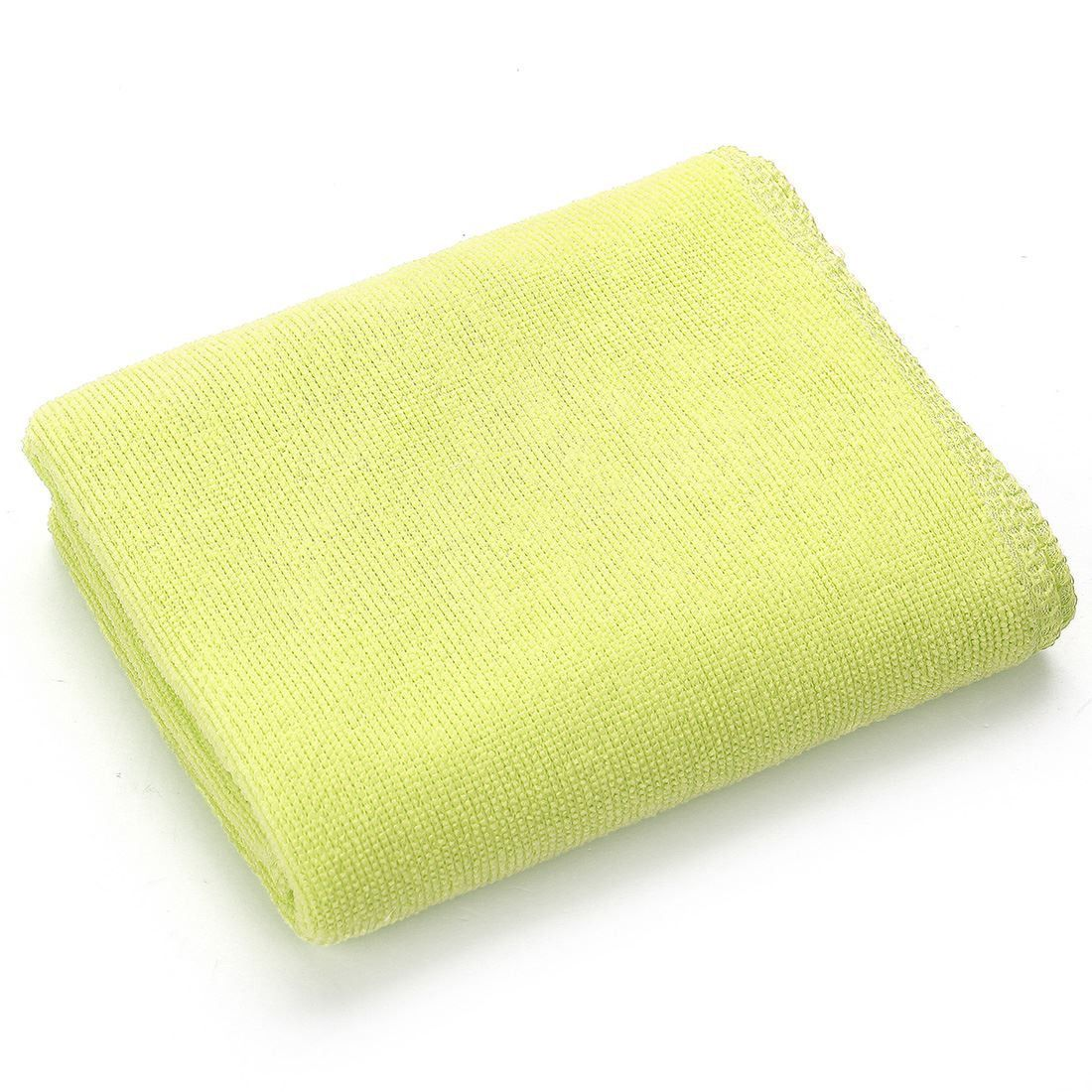 New 1pcs 30x70cm Soft Microfiber Absorbent Car Home Wash Cleaning Towel Washcloth 7 Colors