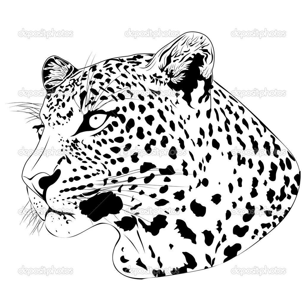 Leopard Print Clip Art Twitter Facebook Pinterest Google