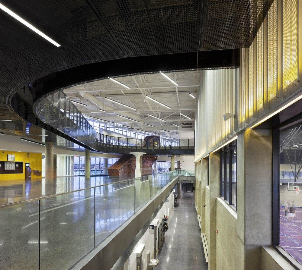 Gallery of Clareview Community Recreation Centre / Teeple