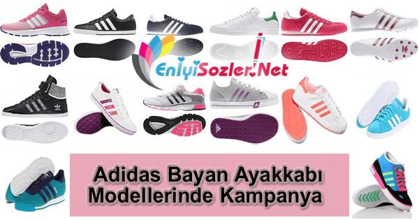 Adidas Bayan Ayakkabi Modellerinde Kampanya Adidas Bayan Ayakkabi Ayakkabilar