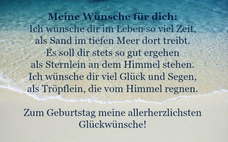 Image Result For Geburtstag Zitate Wunsche Beste Freundin