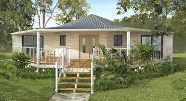 3 Bedroom Kit Home Round House Plans House Plans Australia Free House Plans