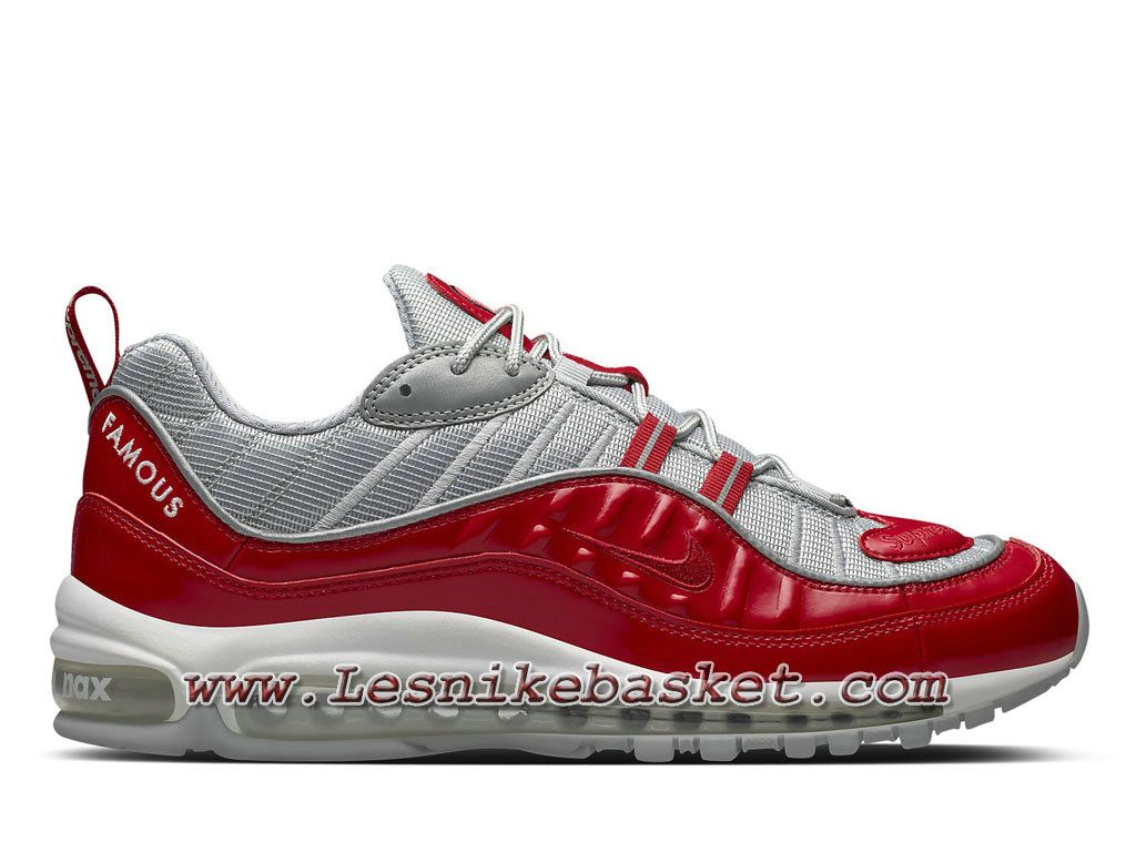 Nike Air Max 98 Chaussures De Sport - Rouge yrQNz