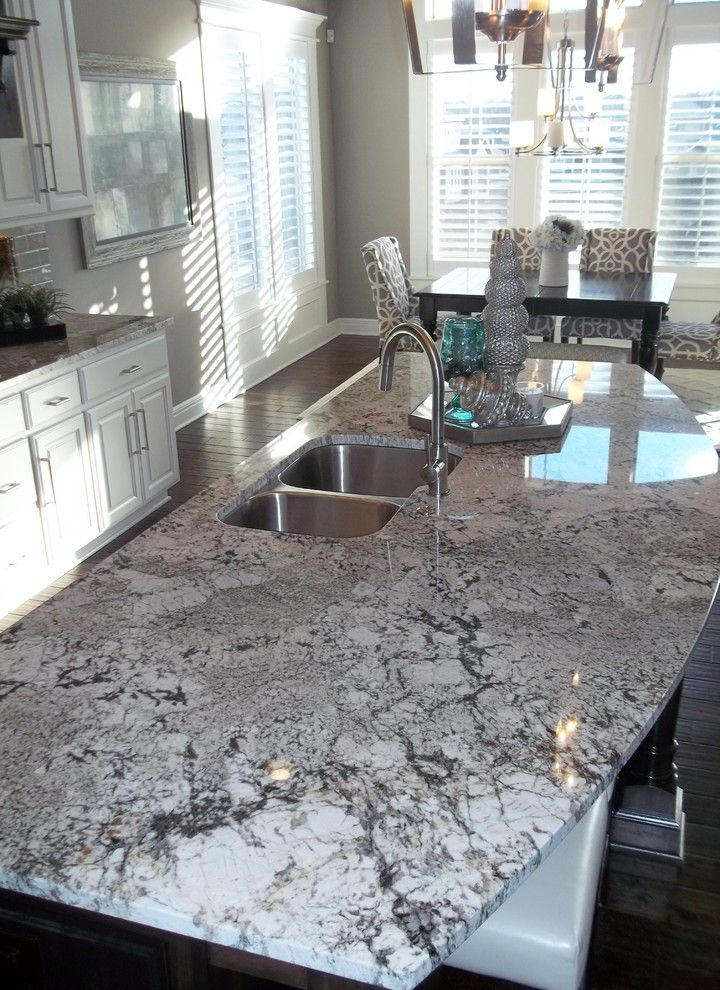 Just Picked Out Of Counter Super White Granite Looks Just