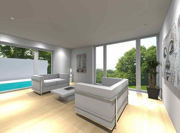 Villa Moderna con piscina di nuova costruzione - Origlio Villa 6 - NewDreams Real Estate