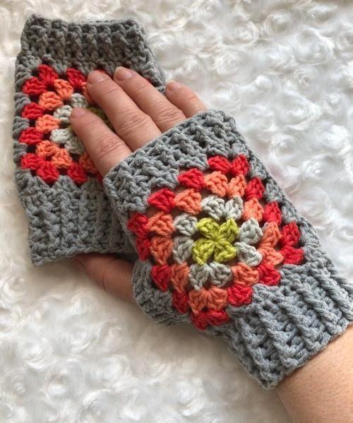 , Stylish Easy Crochet: Crochet Fingerless Gloves – Granny Square, Eşkiya Dünyaya Hükümdar Olmaz, Eşkiya Dünyaya Hükümdar Olmaz