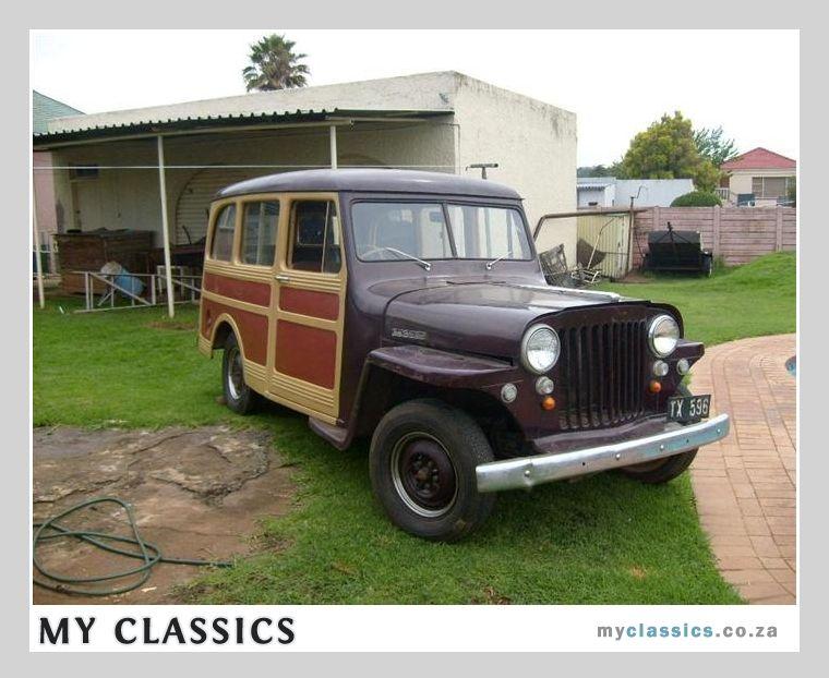 1947 Chrysler Jeep Station Wagon Manassas Lindsay Manassas Chrysler Dodge Jeep Ram Willys Wagon Willys Chrysler Jeep
