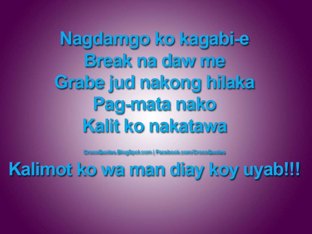 love quotes bisaya on twitter THfG7HzFI  in love quotes  Pinterest  Smilin...