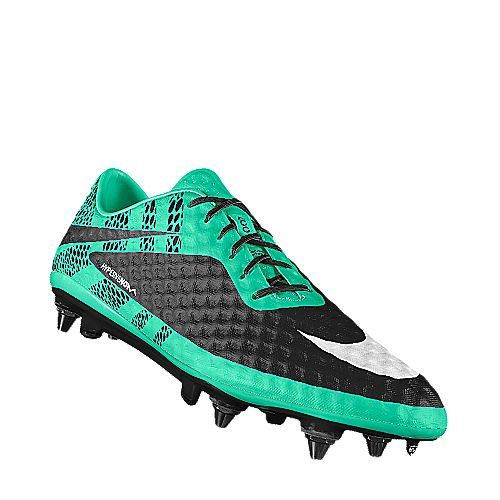 I designed the aqua Blackburn Rovers Nike football shoe