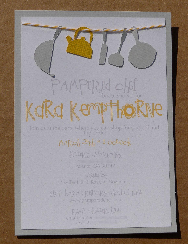 87b2241be2b3 kitchen shower invitations Kitchen Shower